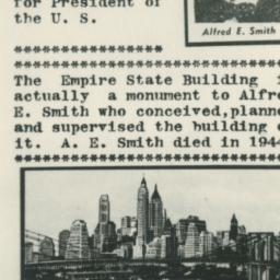 [Alfred E. Smith memorial c...