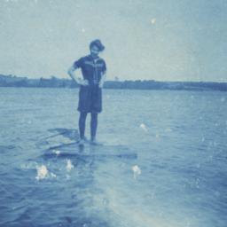 Frances Perkins on Raft