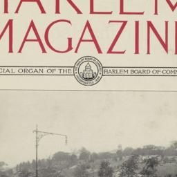 Harlem Magazine : Vol. 2, N...