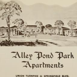 Alley Pond Park Apartments,...