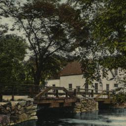 Old Oak Street Bridge, Mt. ...