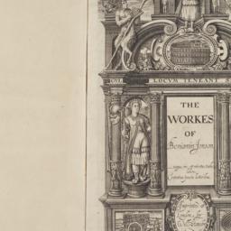 Workes of Beniamin Jonson