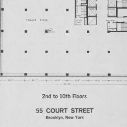 55 Court Street, 2nd To 10t...