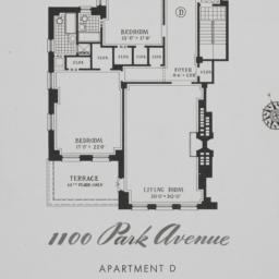 1100 Park Avenue, Apartment...