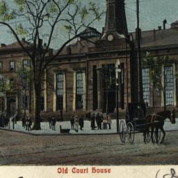 Newark, N. J. Old Court House