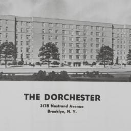 The     Dorchester, 277 Van...