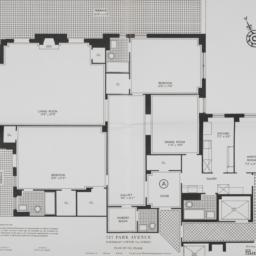 737 Park Avenue, Plan Of 18...