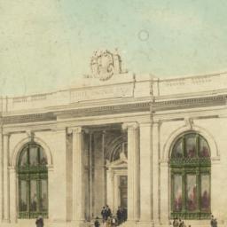 State Savings Bank, Detroit...