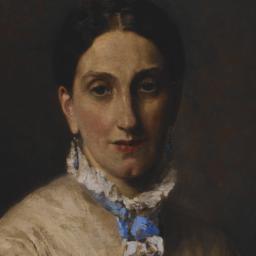 Portrait of Mary Ann Ogden ...