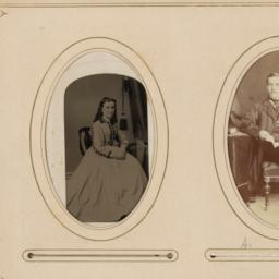 Two Images: Unidentified Wo...
