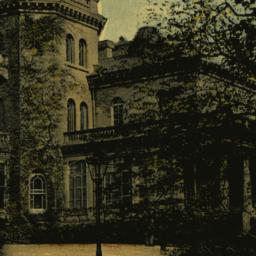 Administration Building, Pr...