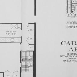 Carlyle Apartments, 40 Ston...