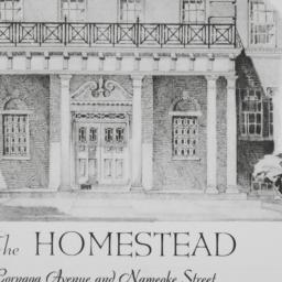 The     Homestead, Cornaga ...