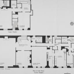 4 Sutton Place, Plan Of 6th...