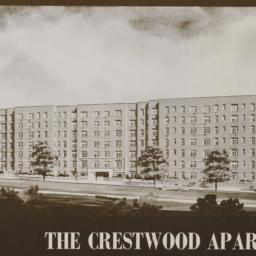 The     Crestwood Apartment...