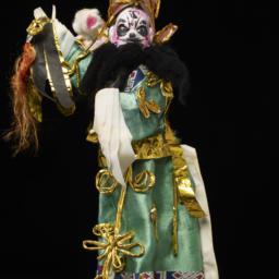 Tsao Kuo-shin Figurine, Dup...