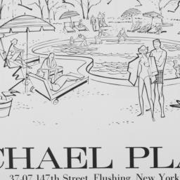Michael Plaza, 37-07 147 St...