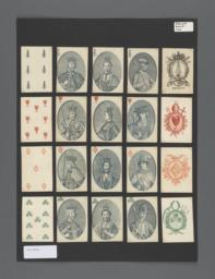 Non-standard no-revoke playing cards