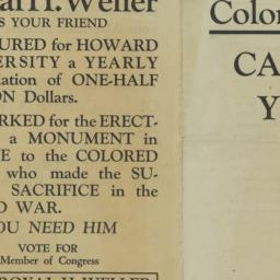 Colored Voters Can You Forg...