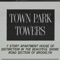 Town Park Towers, 315 100 S...