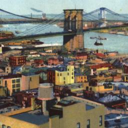 Bridges Over East River, Ne...