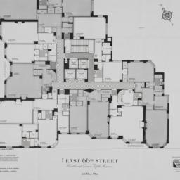 1 E. 66 Street, Plan Of 3rd...