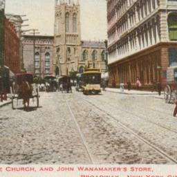 Grace Church, and John Wana...
