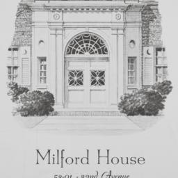 Milford House, 53-01 32 Avenue