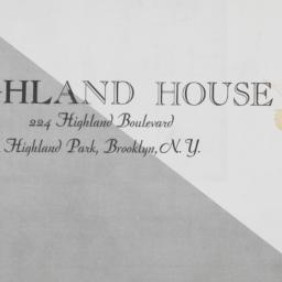 Highland House, 224 Highlan...