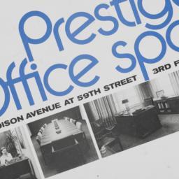 635 Madison Avenue, Prestig...
