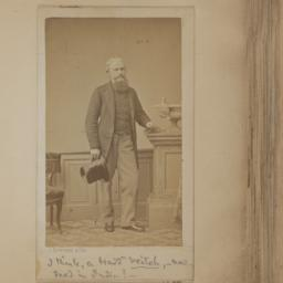 Unidentified Man, Standing