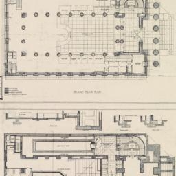 Ground floor plan. Safe dep...