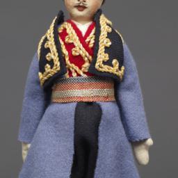 Greek Or Russian Male Doll