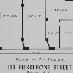 153 Pierrepont Street, Plan...