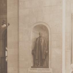 Cassatt statue in place