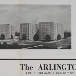 Arlington, 139-15 83 Avenue...