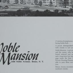 Noble Mansion, 1500 Noble A...
