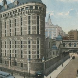 City Prison, (the Tombs) Ne...