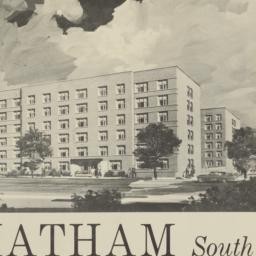 Chatham South, 254 E. 203 S...
