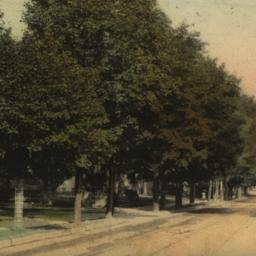 West Chester Avenue, Lookin...