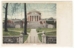 9194. North Front of the Rotunda, U. of VA., Charlottesville, VA