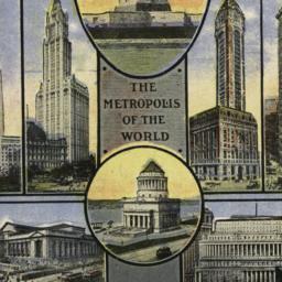 New York the Metropolis of ...