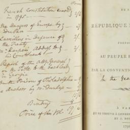 Constitution de la Républi...