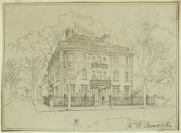 B. W. Arnold, Albany, N. Y. [Benjamin W. Arnold house]