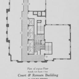 Court And Remsen Building, ...