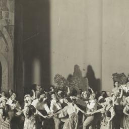 Production of  La Muette de...