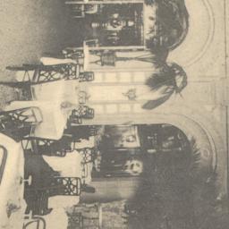 The     Palm Room, Waldorf ...