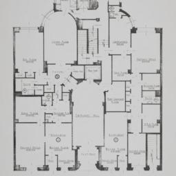 955 Fifth Avenue, Part Plan...