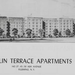 Franklin Terrace Apartments...