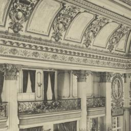 """Detail of the Ball-room: """"S..."""